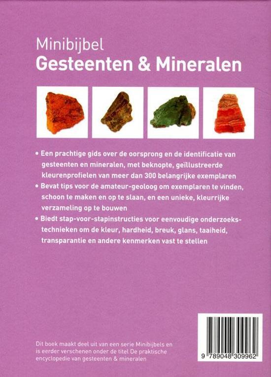 belangrijke mineralen