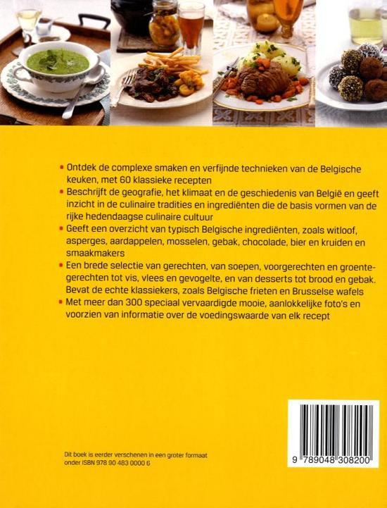 Bolcom De Belgische Keuken Druk Heruitgave Suzanne Vandyck