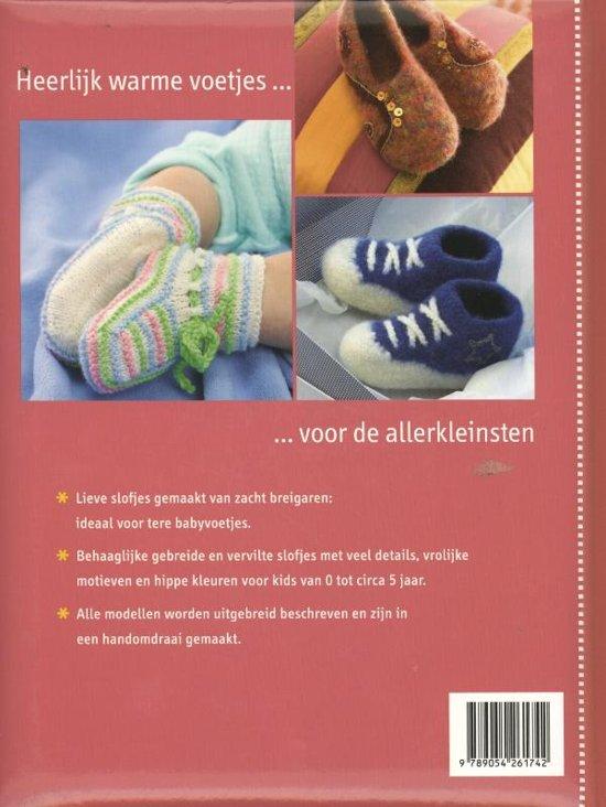 Bolcom Brei De Mooiste Babyslofjes En Kinderpantoffels Helga