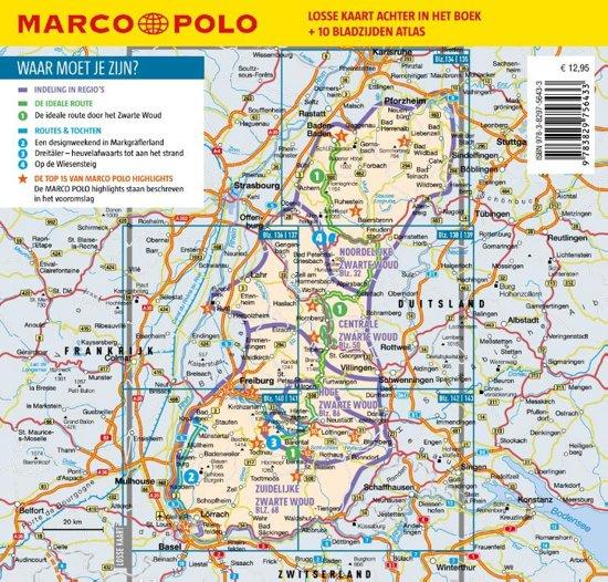 Bol Com Zwarte Woud Marco Polo Marco Polo 9783829756433 Boeken