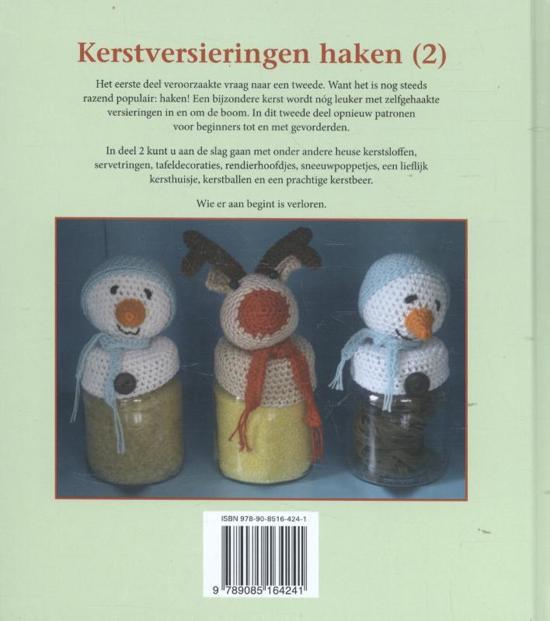 Kerstbeertjes Haken Archidev