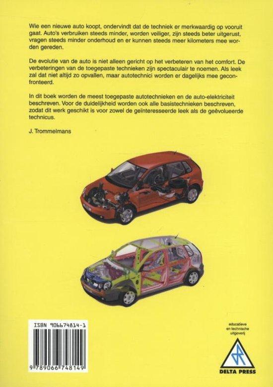Bol Com Autotechniek En Elektriciteit 9789066748149 J