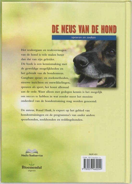 Bolcom De Neus Van De Hond R Haak 9789077462249 Boeken
