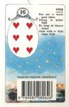 Lenormand waarzegkaarten originele uitvoering for Tuin lenormand