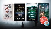 Top 10 beste thrillers van de Spannende Boeken Weken 2018