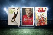 Top 12 Rode Duivels boeken voor het WK 2018