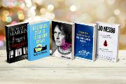 Top 5 cadeauboeken voor een ware boekenverslinder