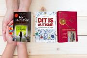 De top 10 meest waardevolle en optimistische boeken over autisme, zowel fictie als non-fictie.