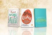 Deze boeken geven je inspiratie voor jouw goede voornemens in 2018