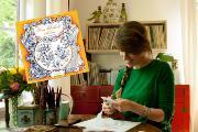 """Masja van den Berg: """"We hebben in Nederland een prachtige cultuur en die wil ik graag met anderen delen"""""""