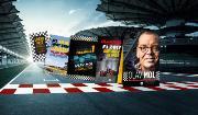 Formule 1-fan? Dan horen deze raceboeken in je boekenkast