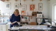 """Interview met Monica Maas: """"Tijdens het schrijven komen allerlei ideeën naar boven."""""""