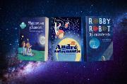 Top 10 mooiste kinderboeken rondom de Internationale Dag van de Ruimtevaart