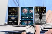 Top 20 meest gekochte boeken door mannen (30+)