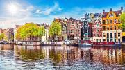 De mooiste straat van Amsterdam: De stad door schrijversogen