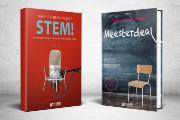 De nieuwe thriller Meesterdeal van Marlen Beek-Visser: Hoe fout is een verhouding tussen een docent (42) en een leerling (16)?