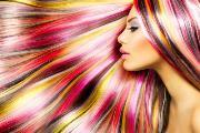 Gespot: Hidden Rainbow Hair