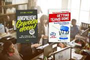 Aanspreken? Gewoon doen! en Getting teams done: een haast tegenovergestelde oplossing.
