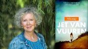 """Jet van Vuuren: """"Je moet een grote fantasie hebben om thrillers te schrijven."""""""