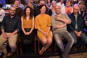 """Ilse Ruijters: """"Wat is een betere plek om te verliezen dan bij Humberto in de show?"""""""