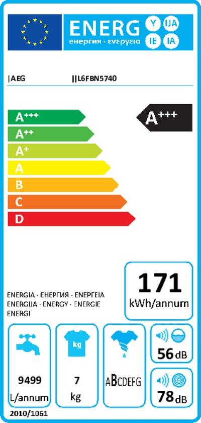 AEG L6FBN5740