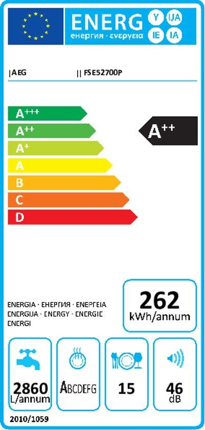AEG FSE52700P