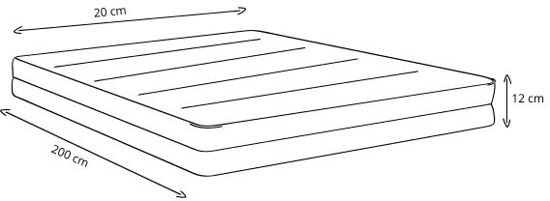 Comfort - Liefdesbrug - matraswig