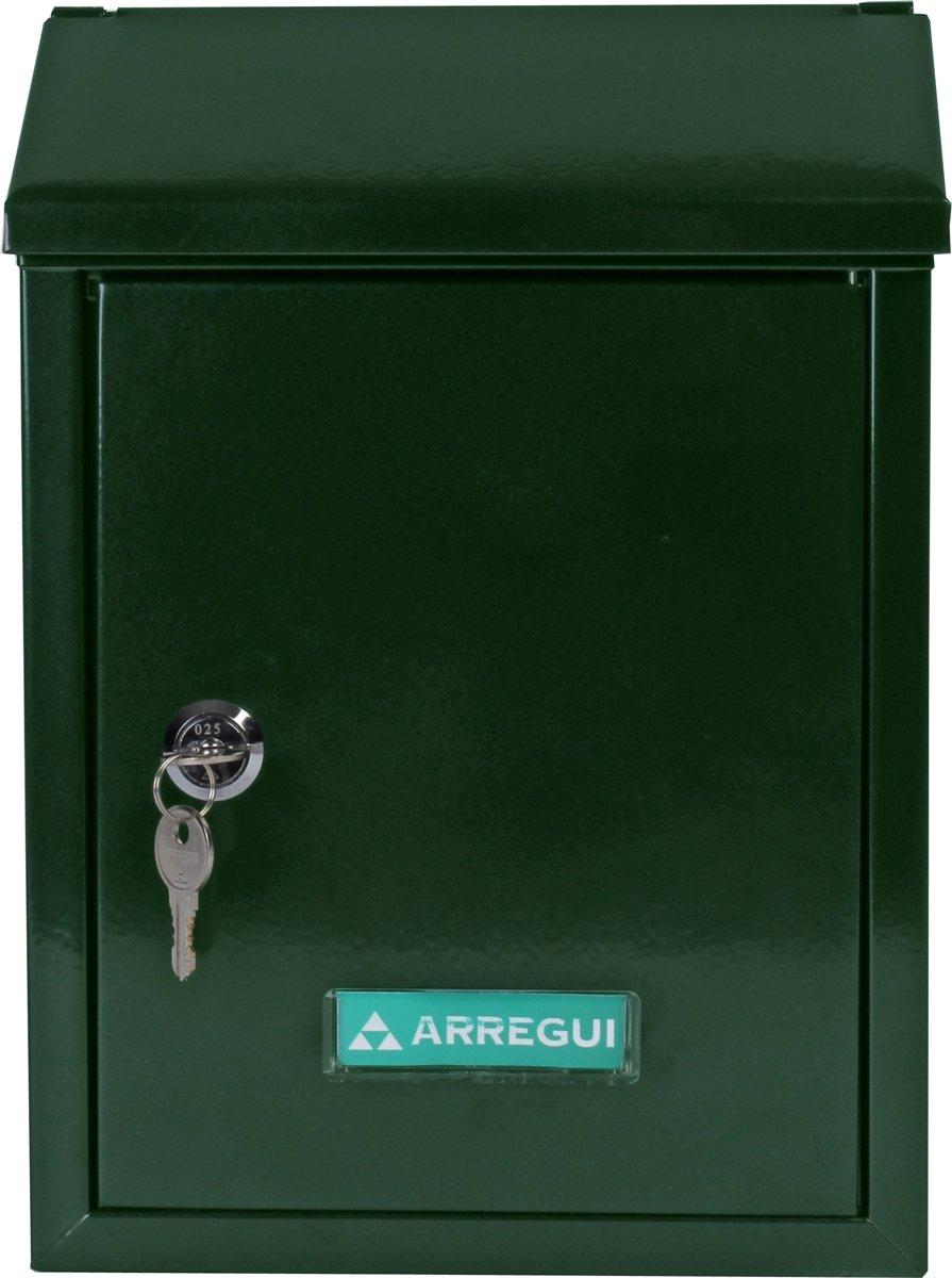 Talen Tools brievenbus Smart groen staal