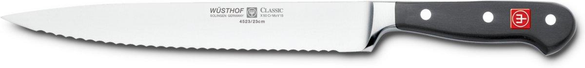 Wusthof Vleesmes met kartel Classic 23 cm kopen