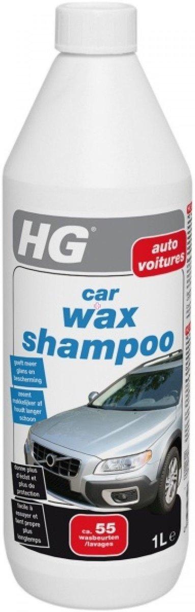 HG Car Wax Shampoo - 950 ml kopen