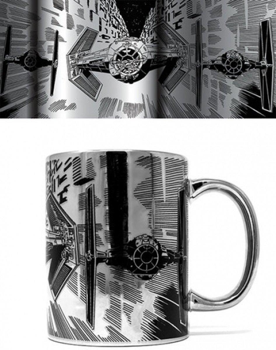 Star Wars - Tie Attack Metallic Mug kopen