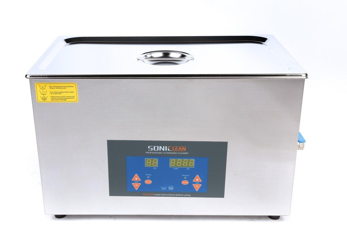 SonicClean digitale ultrasoon reiniger ultrasone reiniger 20L kopen