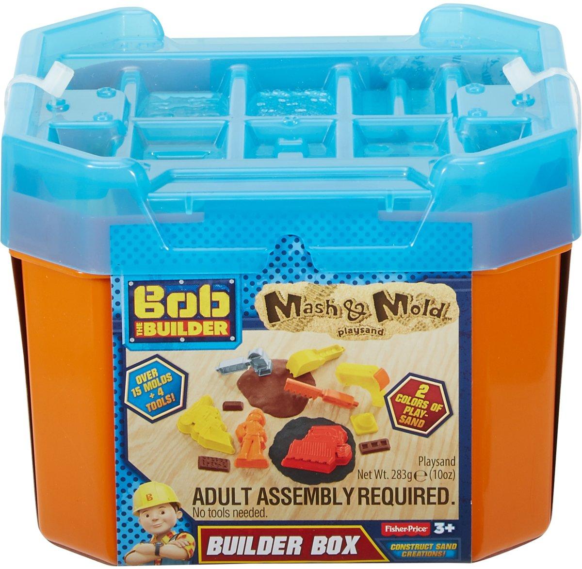 Bob de Bouwer Kneed en vorm bouwdoos
