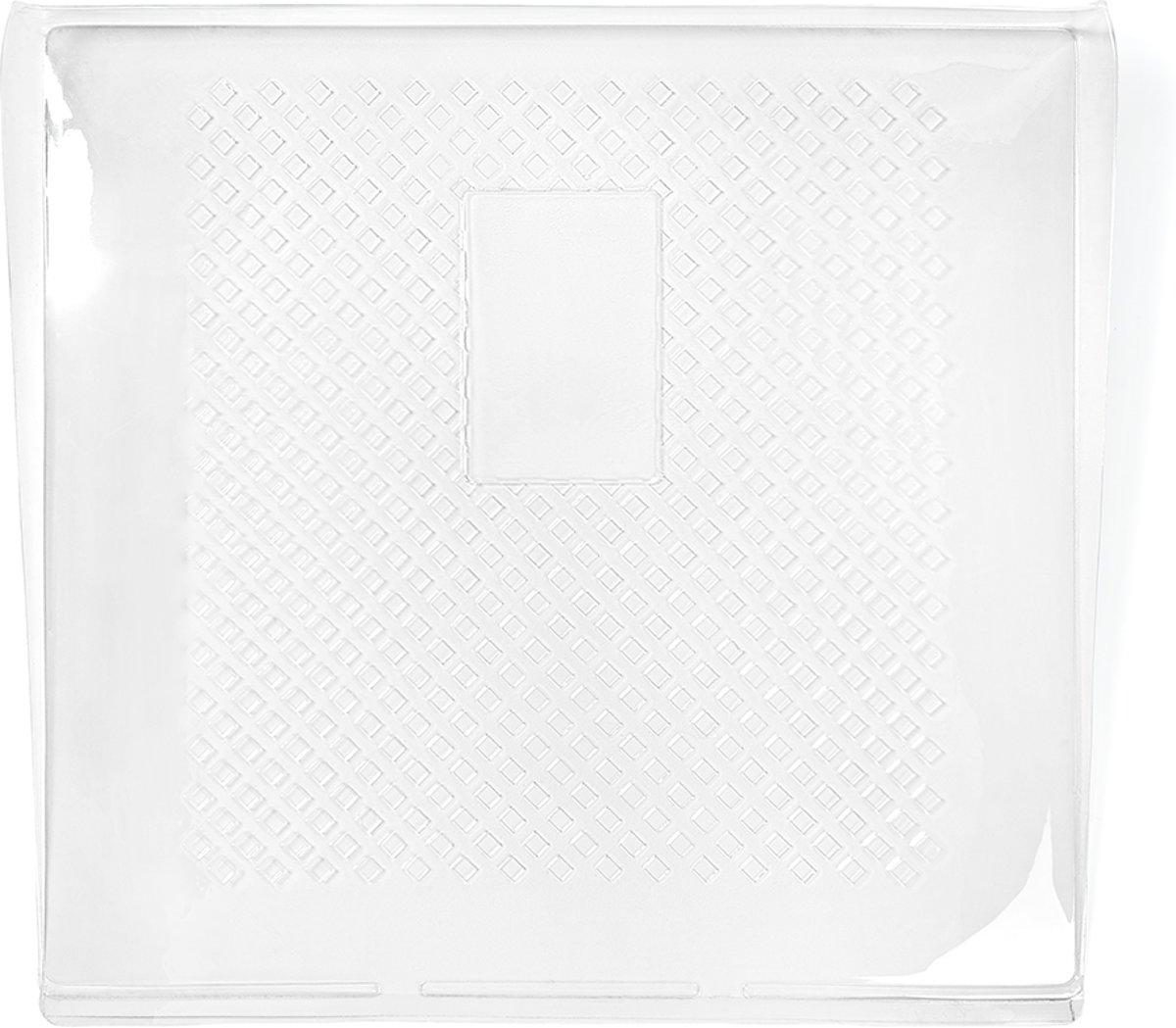 Lekbak | Koelkast / Diepvries | 55 cm | Transparant kopen