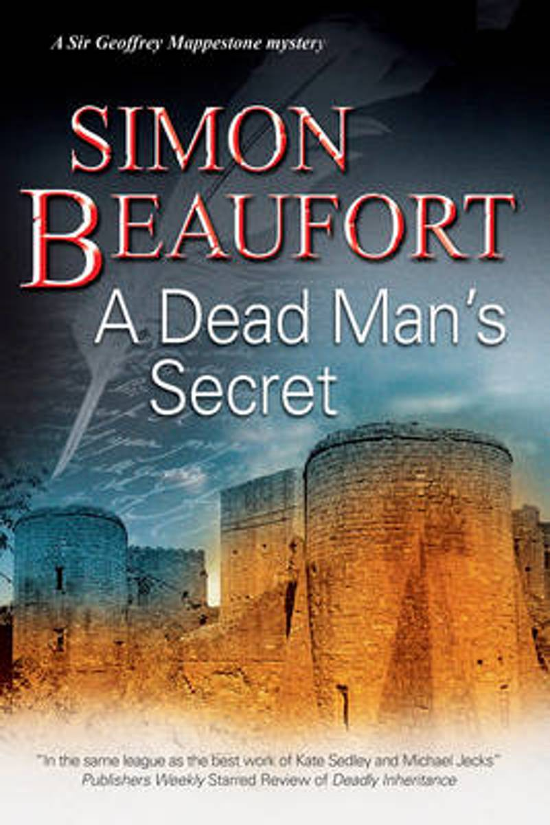 Afbeelding van product A Dead Man's Secret  - Simon Beaufort