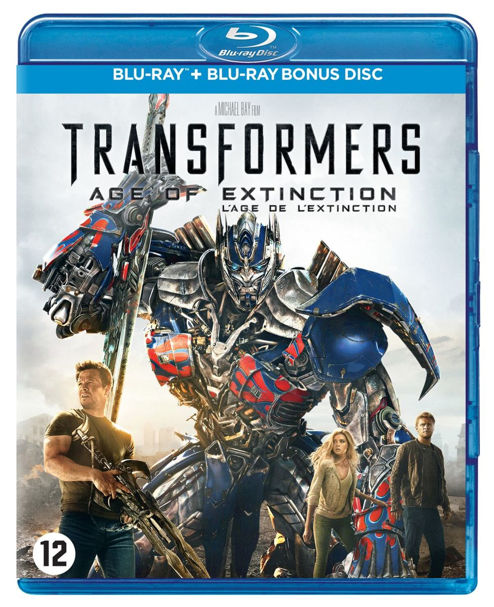Transformers 4: Age of Extinction (Blu-ray) kopen