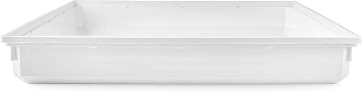 Washing Machine Drip Tray | 70 x 70 x 10 cm | White kopen