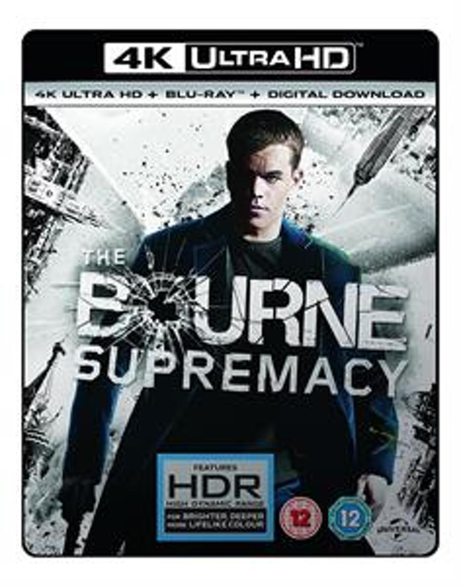 Bourne Supremacy-