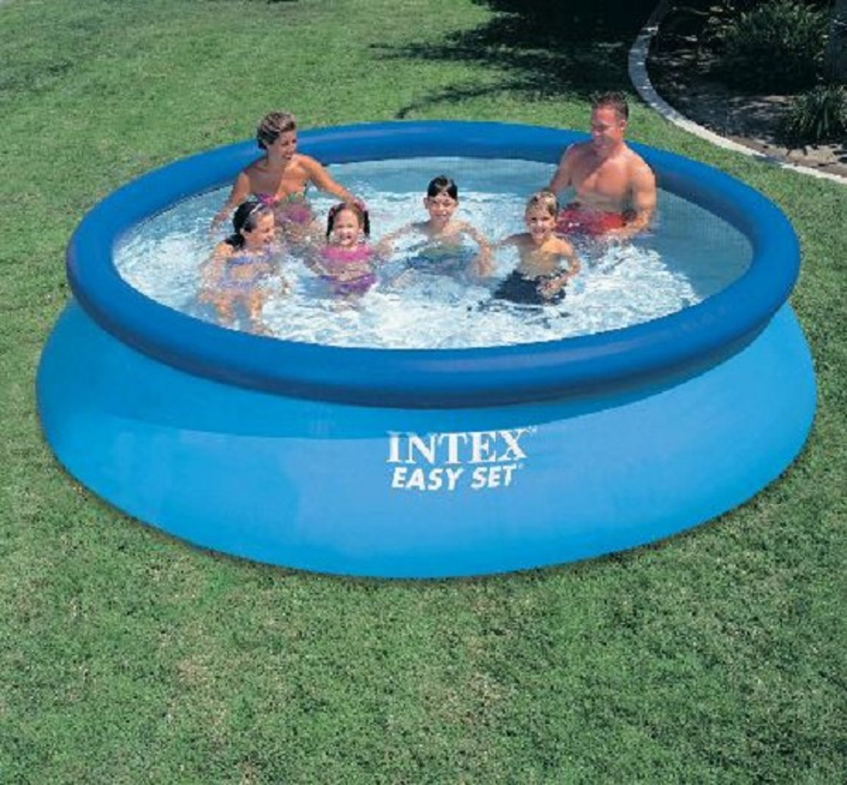 Intex Easy Set zwembad 366x76cm zonder pomp
