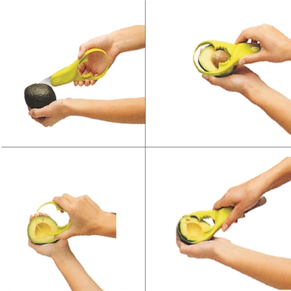 Balvi Avocado Multi-Tool Mr. Avocado groen kopen