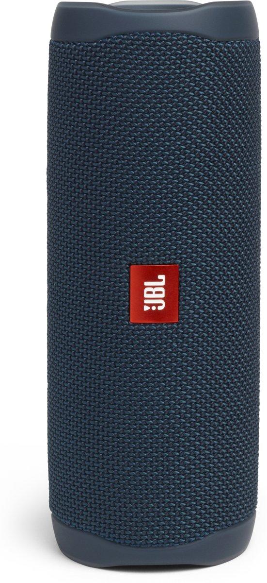 Aktie - JBL Flip 5 - Portable Bluetooth Speaker - Battery - Waterproof IPX7 - Partyboost - Blauw kopen