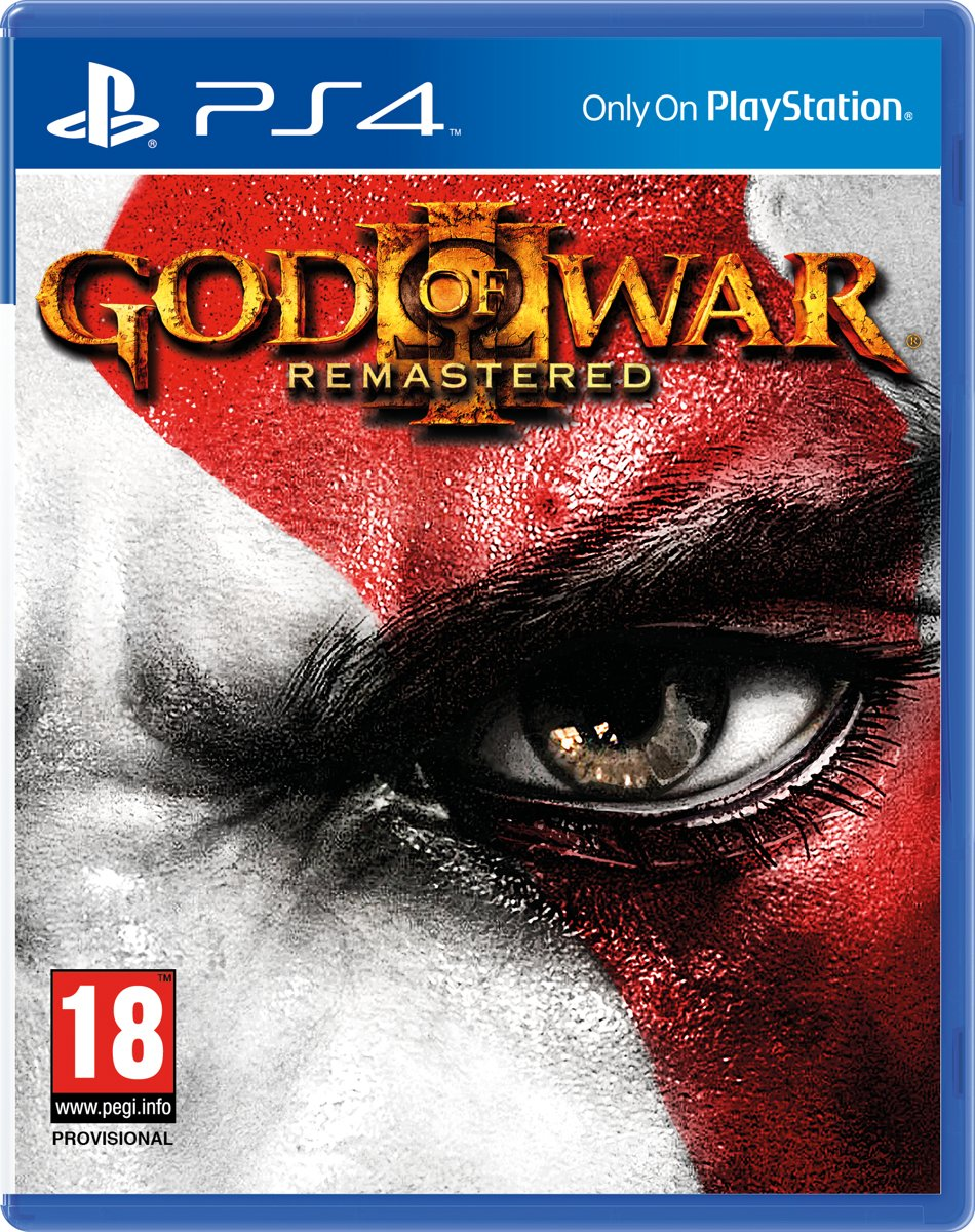 God of War III - Remastered Edition PlayStation 4