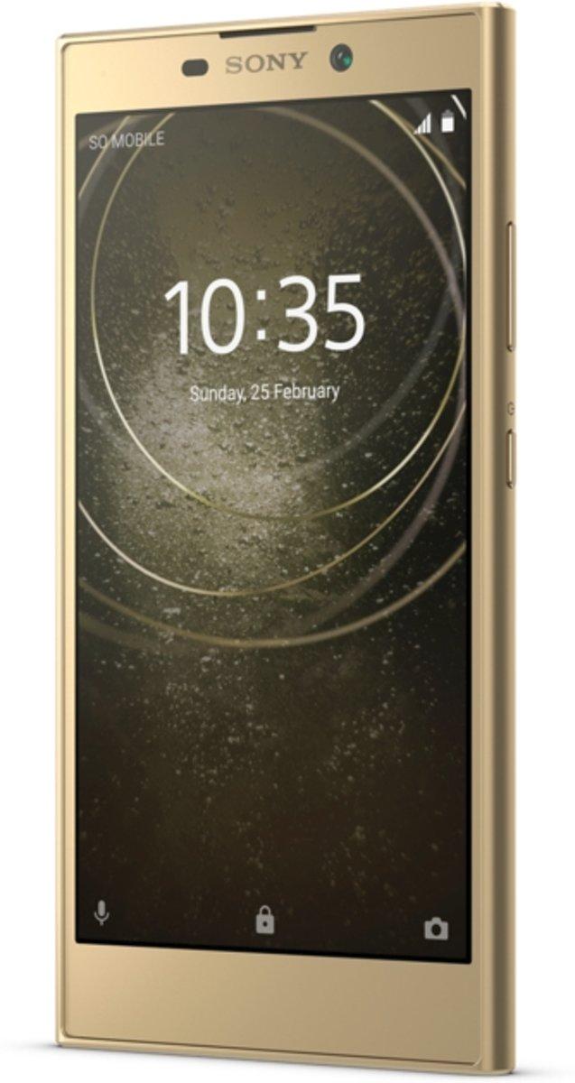 Sony Xperia L2 14 cm (5.5'') 3 GB 32 GB Dual SIM 4G Goud 3300 mAh kopen