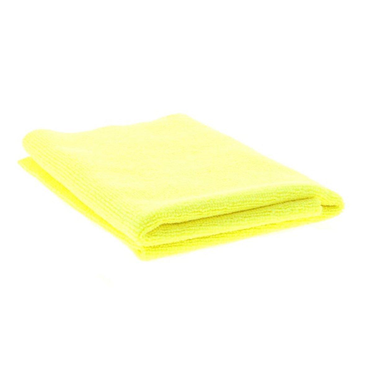 Microfiber Madness Yellow Fellow 2.0 Polish Removal Towel - 40x40cm kopen