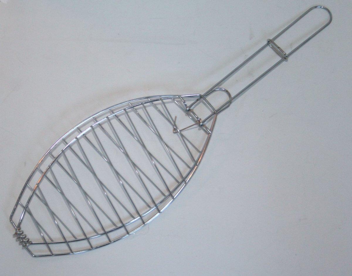 Grillrooster Barbeque Vis - 14 x 50 cm kopen