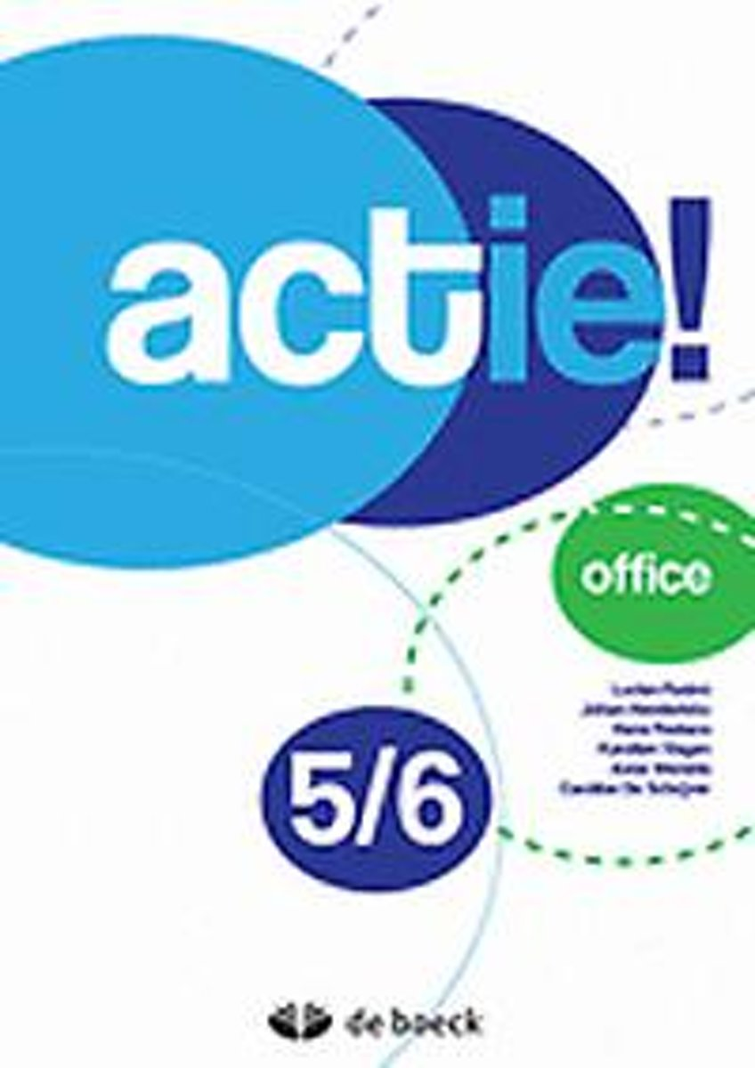 Actie! 5/6 office