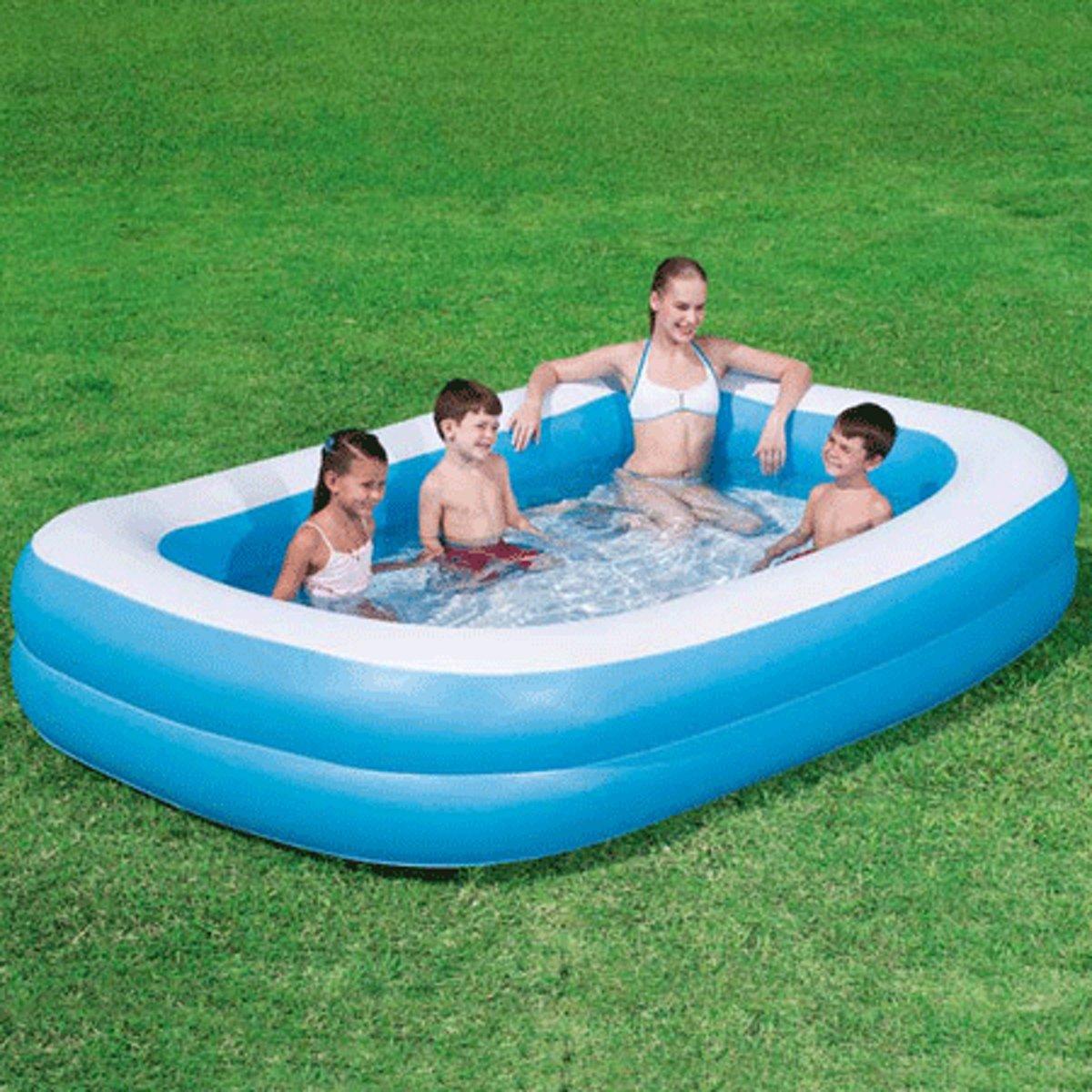 Fun & Feest Zwembad Opblaasbaar zwembad