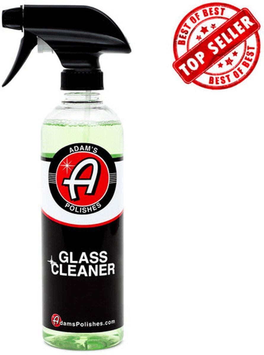 Foto van Adams Polishes Glass cleaner 473 ml
