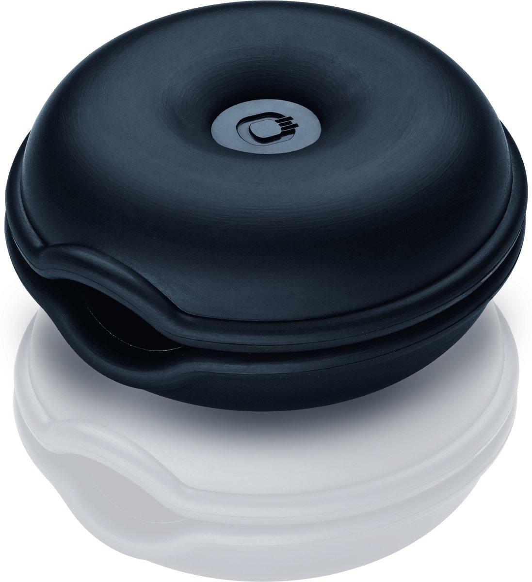 OEHLBACH Easy Case Siliconencase voor in-ear-hoofdtelefoonkabel diameter 4,5 cm zwart kopen