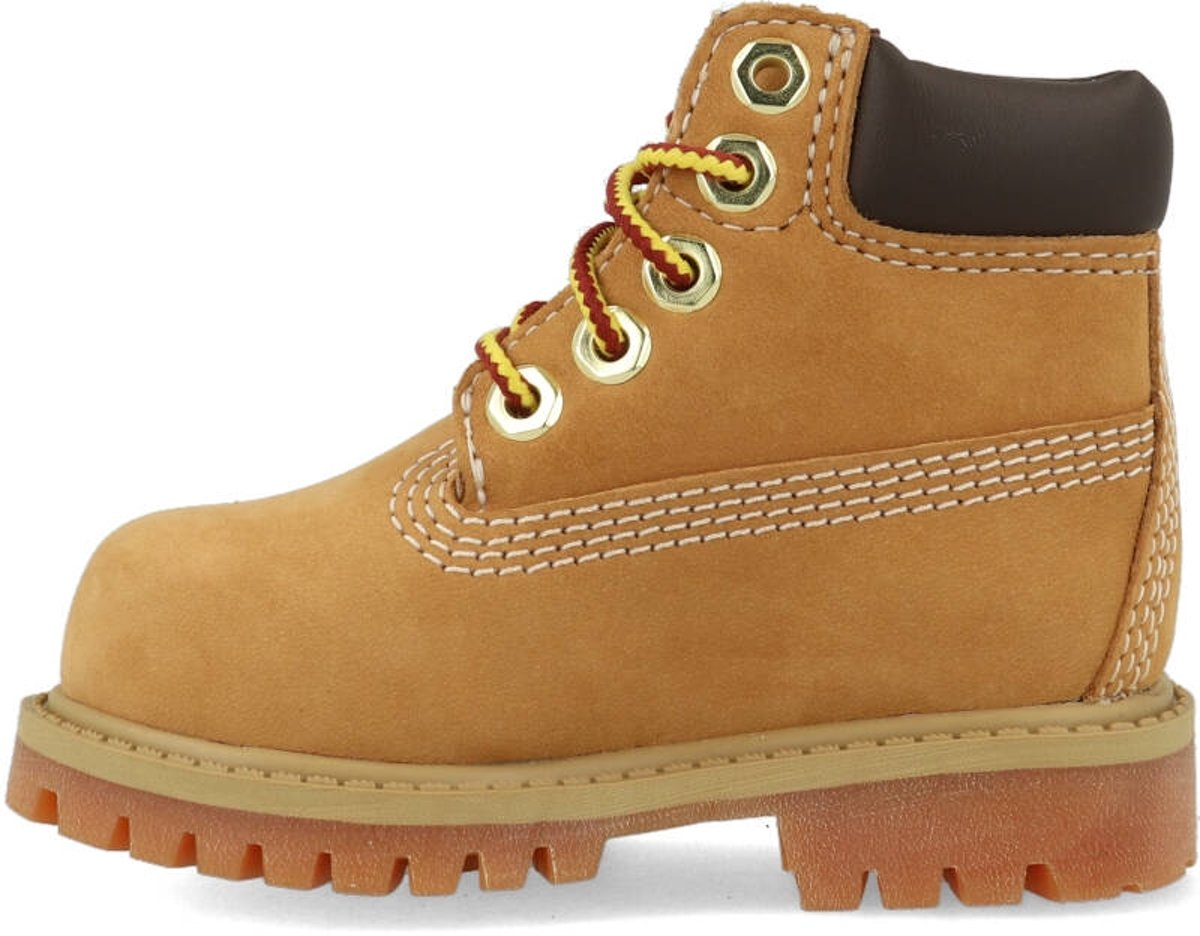 Timberland Peuters 6 Inch Premium Boots (25 tm 30) 12809 Geel Honing Bruin 20